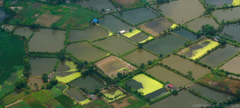 vietnam helicopter scenic tour