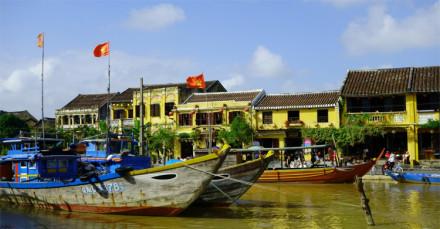 hoian ancient town vietnam