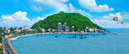 vung tau panorama view