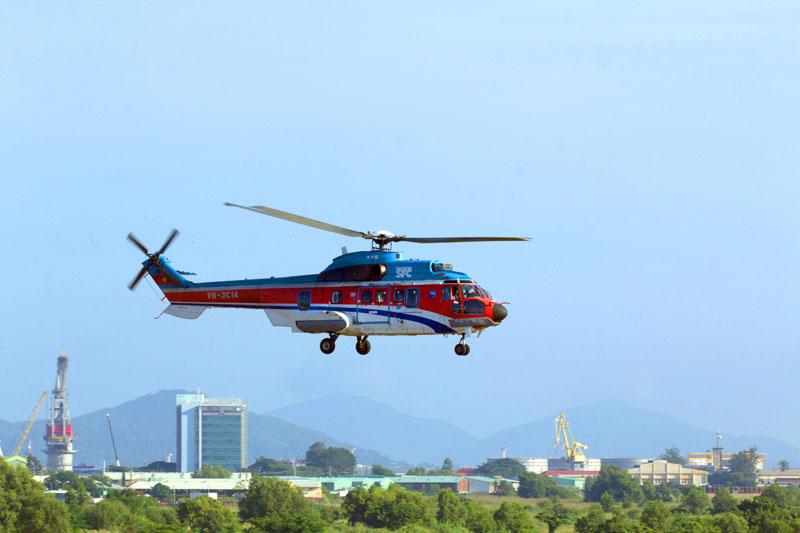 Super Puma AS332 L2