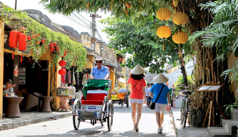 Travel to Vietnam from USA
