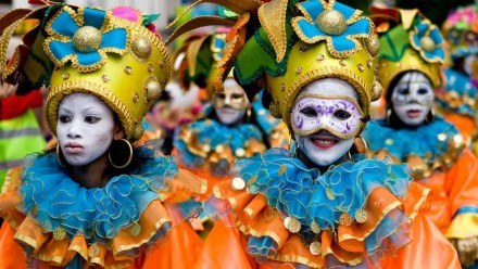 Colorful Halong Carnival 2018 in Quang Ninh Vietnam