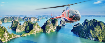 Halogn Bay Helicopter Fares 2019