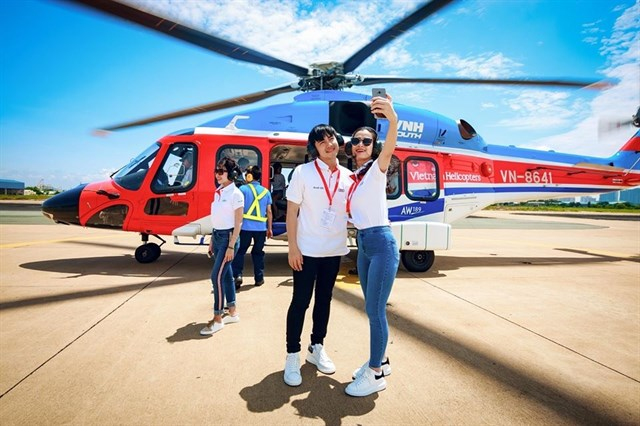 Flight to Con Dao Island by Helicopter is new trend 2019!