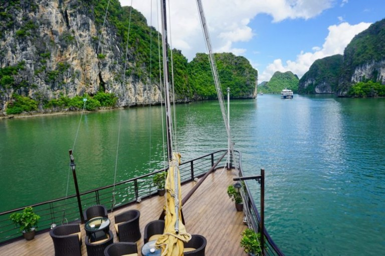 Lan Ha Bay or Halong Bay