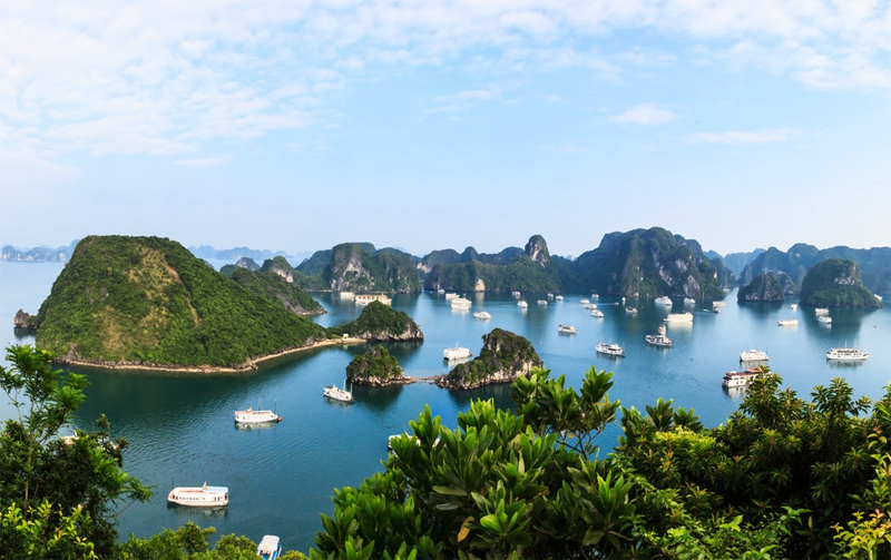 Halong Bay Cruise Tour - More Crowded